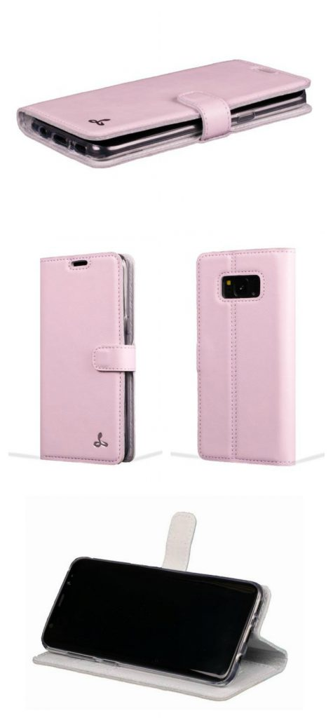 Gorgeous pastel leather Samsung and iPhone cases from Snakehive UK | coolmomtech.com