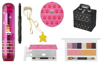 Web Coolness: Super Mario cosmetics, a hoverboard recall, the first all-electric SUV and more