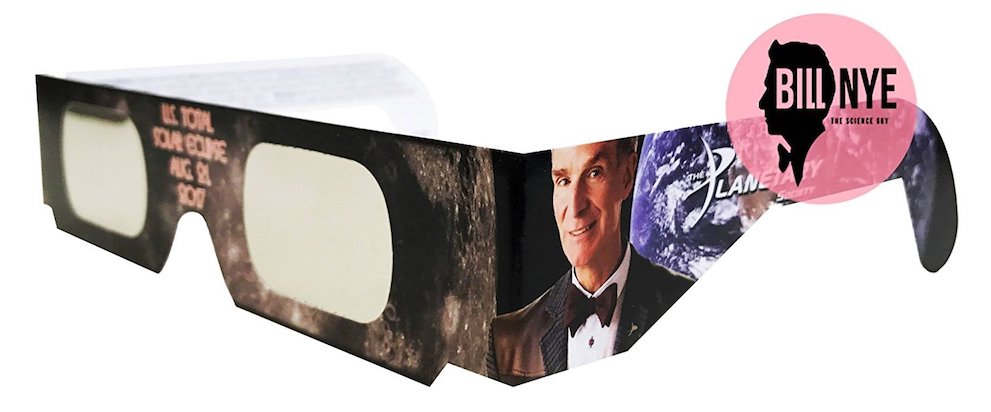 Best solar eclipse viewing glasses | Bill Nye solar eclipse glasses