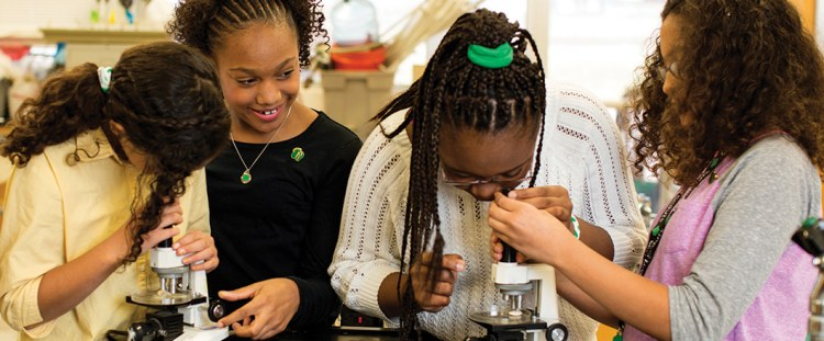 The coolest new Girl Scout STEM badges