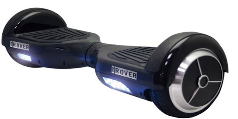 iRover hoverboard recall alert!