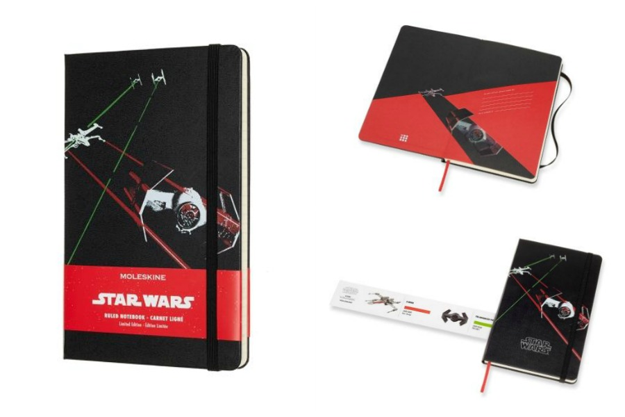 Web Coolness: Star Wars Moleskines, the solar eclipse, and the downside of tech
