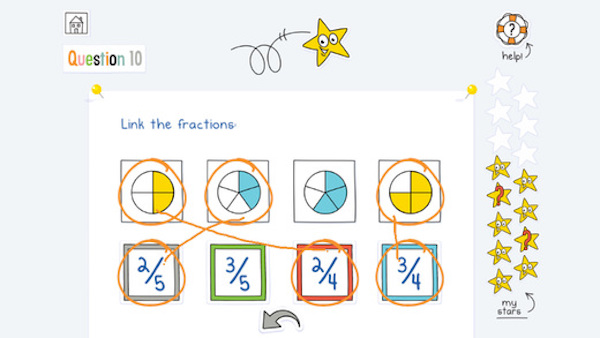 Best math apps for kids: DoodleMaths