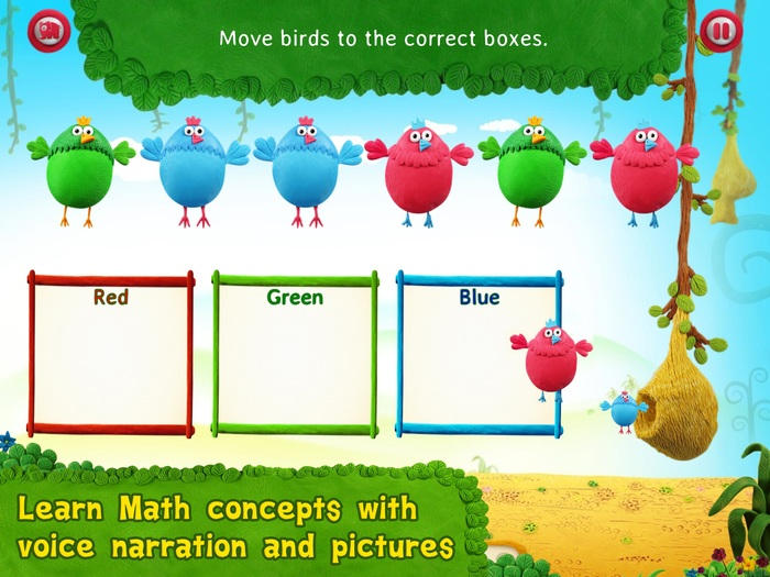 Best math apps for kids: Splash Math Kindergarten App