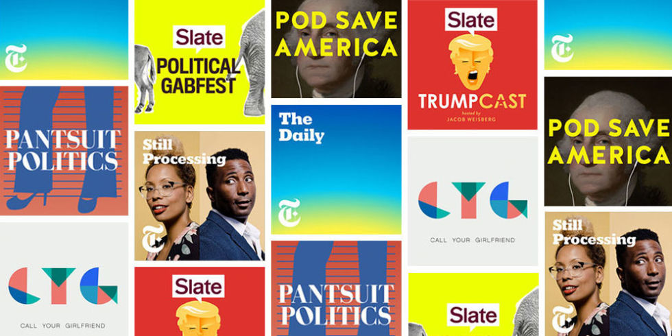 The 7 Best Political Podcasts to Listen to Right Now | Elle
