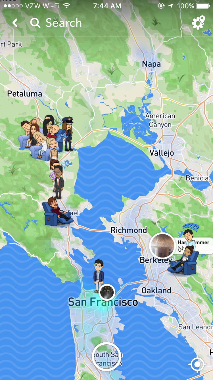 What parents need to know about Snapchat's Snap Map feature | Cool Mom Tech
