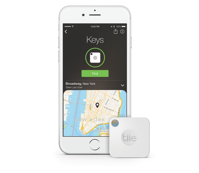 Devices that deserve to go on family vacation: Tile Bluetooth tracker