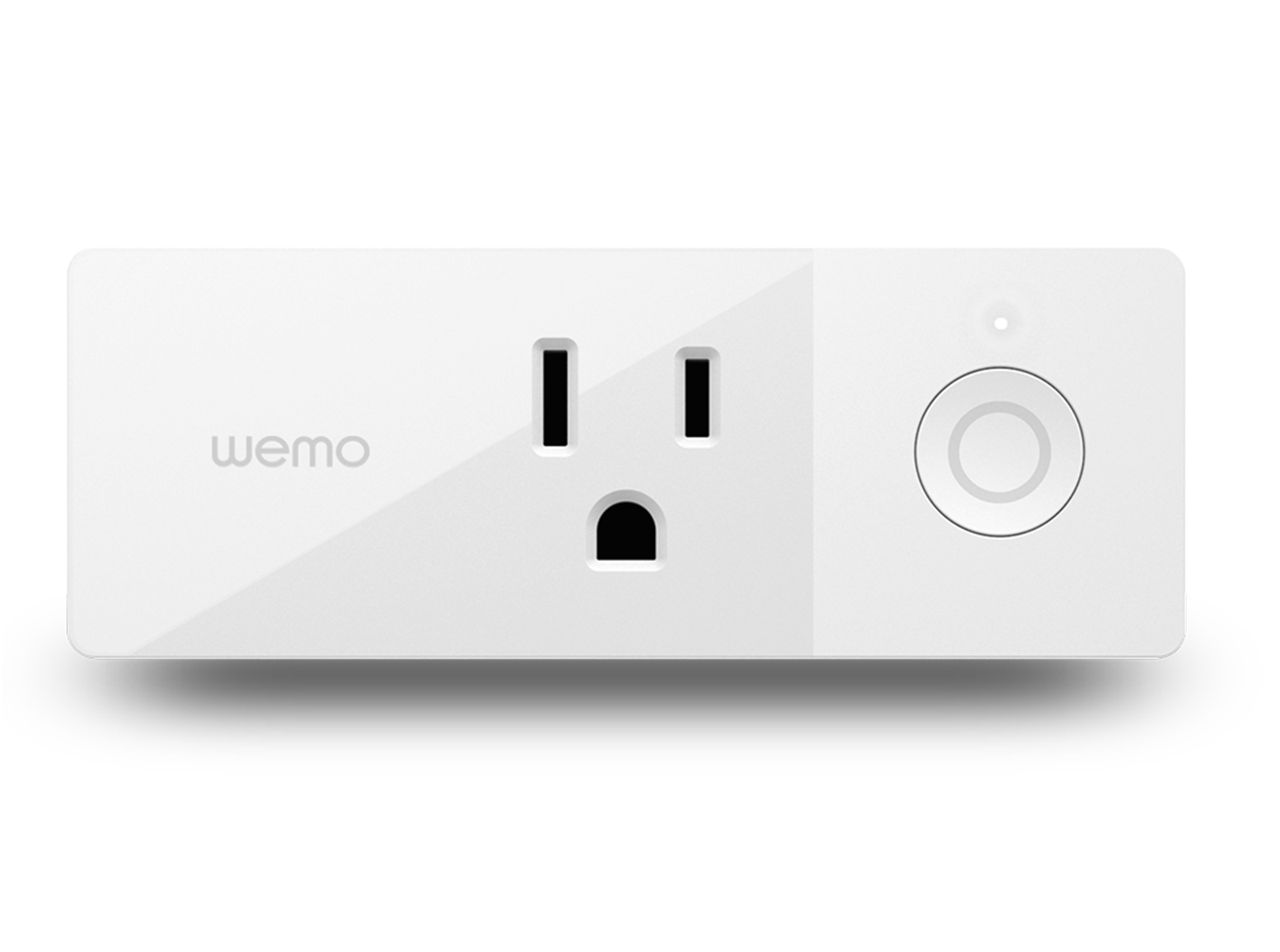 The Wemo Mini smart plug | Sponsor