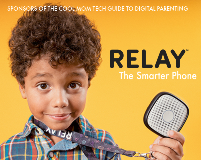 Relay: The smarter phone for kids