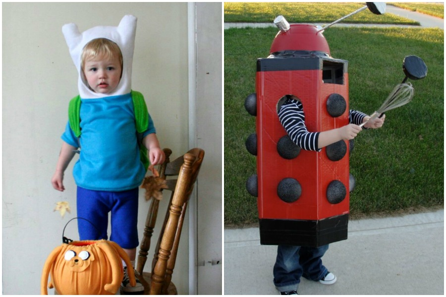sc 1 st  Cool Mom Tech & 11 geeky Halloween costumes for kids. Parenting done right.