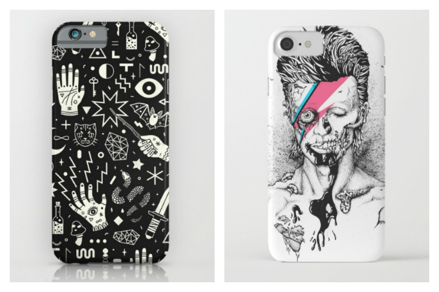 Halloween costumes for your iPhone. (Or cases, if you're being technical about it).