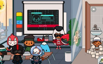 Toca Life: Office – Our kids' new favorite app that lets them be the grown-ups. For once.