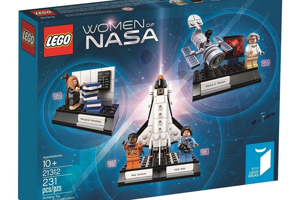 Women Of Nasa Come To Lego Tinder Is Good For Families