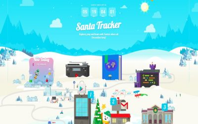 3 cool apps and websites to track Santa Claus this Christmas | Out-Tech Your Kids Episode 21