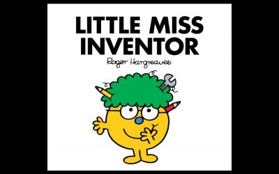 Let's hear it for Little Miss Inventor: The newest member of the Little Miss family