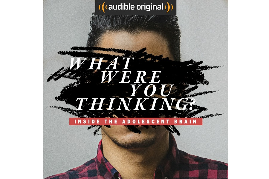 This new Audible series gives you insight on what your teens are thinking. Without the eyerolls.