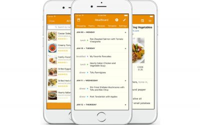 4 helpful meal planning apps for families that really work.
