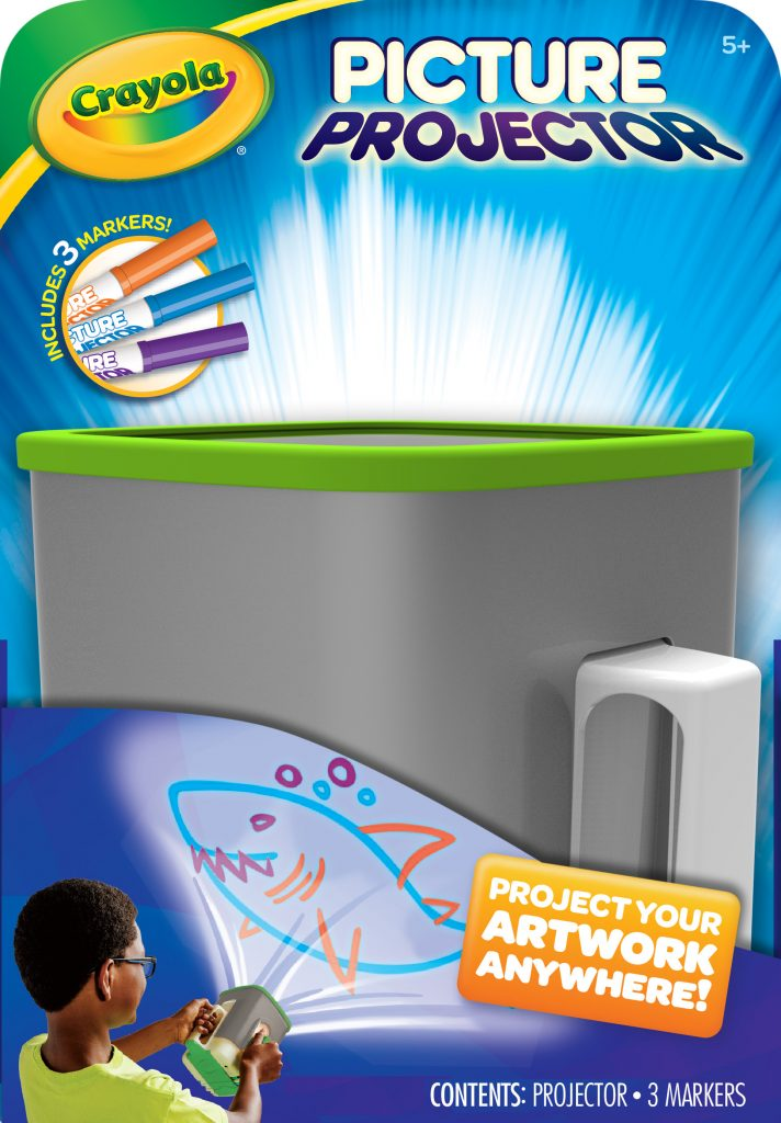 Crayola New Releases: Crayola Picture Projector | Cool Mom Tech