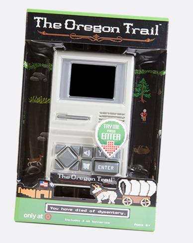 Oregon Trail Portable Game