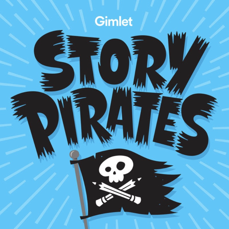 15 awesome podcasts for kids: Story Pirates