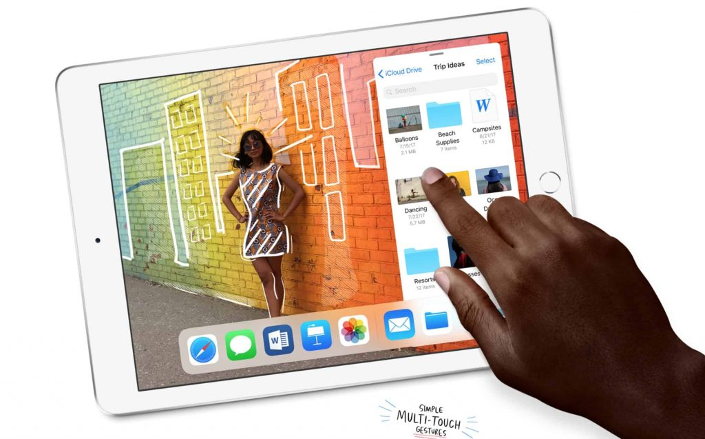 The new Apple 9.7-inch iPad now Pencil-supported | Cool Mom Tech
