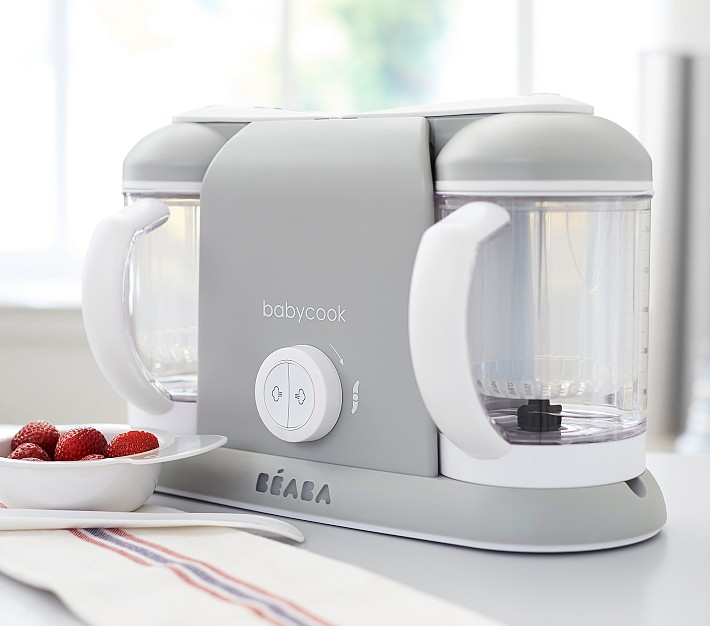 Béaba Babycook Plus is a fantastic, practical, high-tech baby gift