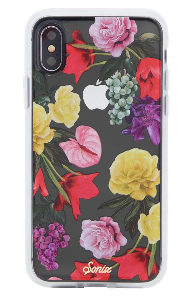 Spring 2018 fashion trends: Sonix Betty Bloom iPhone case