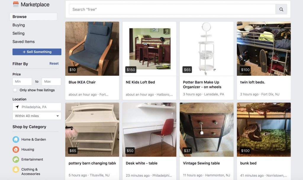 How to sell your old items on Facebook Marketplace | Cool Mom Tech