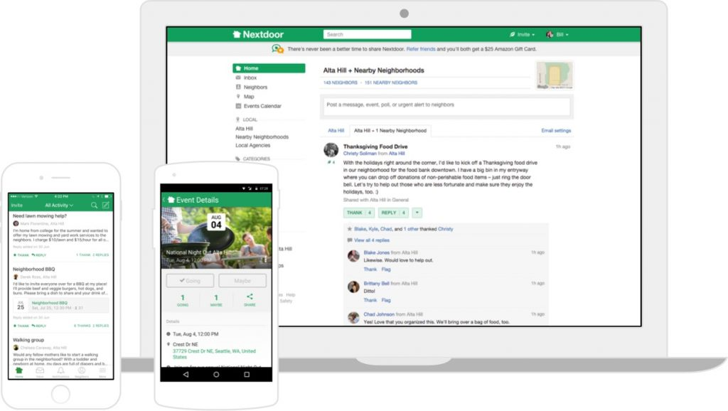 How to use NextDoor to sell your old items | Cool Mom Tech