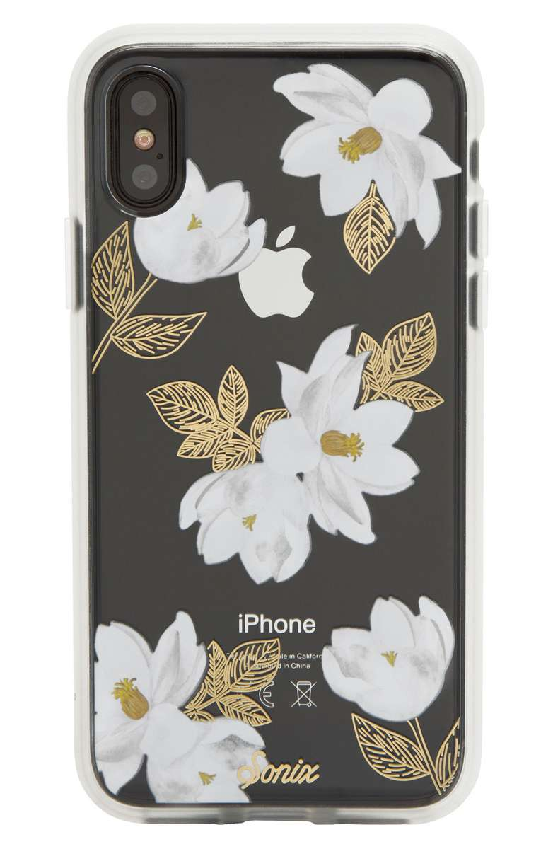 Spring 2018 fashion trends: Sonix Oleander iPhone case