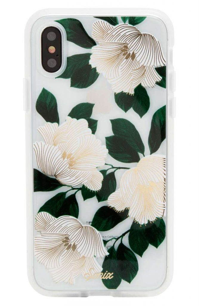 Spring 2018 fashion trends: Sonix Tropical Deco iPhone case