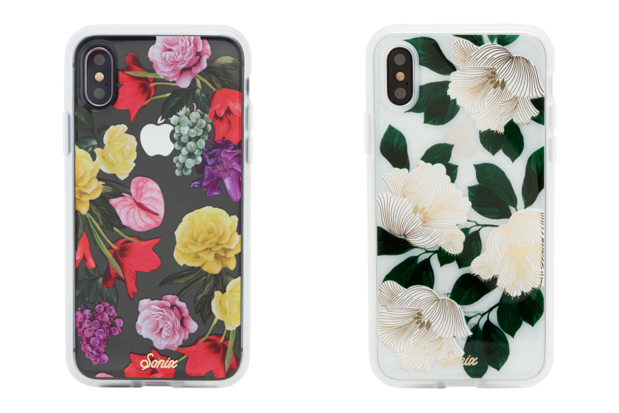 Spring's hottest bold florals, now for your iPhone