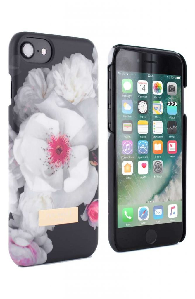 Spring 2018 fashion trends: Ted Baker iPhone Case