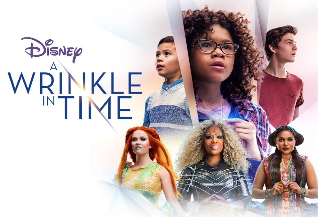 Disney's A Wrinkle In Time: Discussion Guide for Grade Schoolers