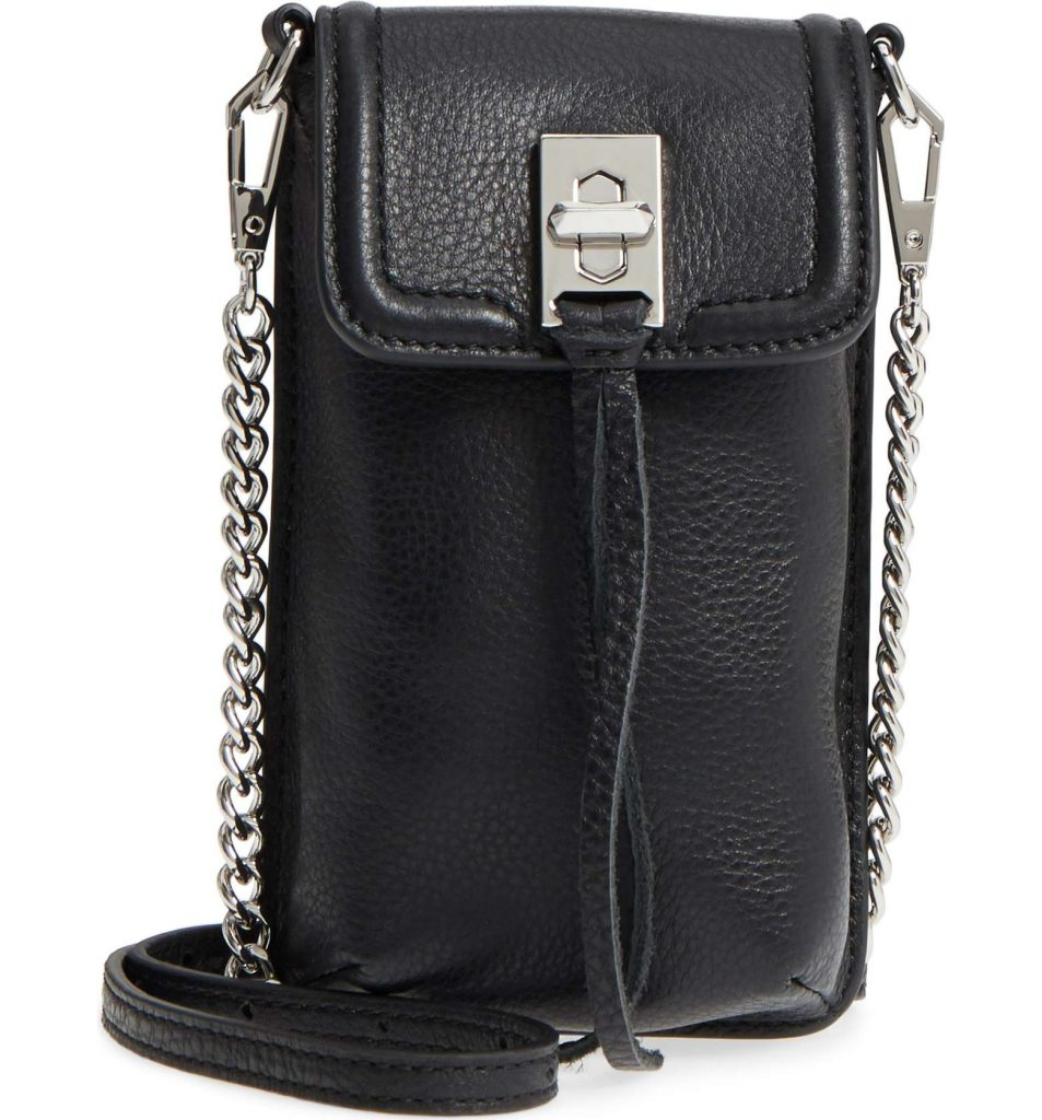 Rebecca Minkoff phone crossbody bag | Cool Mom Tech
