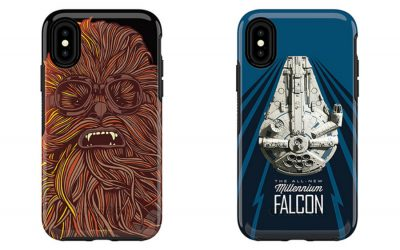 We know. These Solo: A Star Wars Story Otterbox smartphone cases are Jedi worthy.