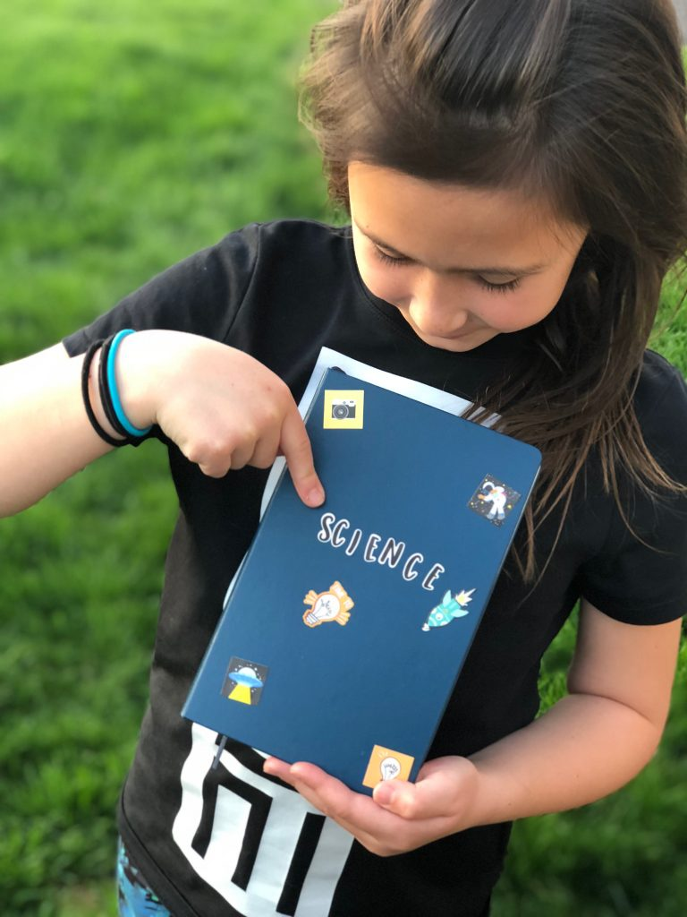 Science Activities for Grade Schoolers: How to create and use a science journal | Cool Mom Tech