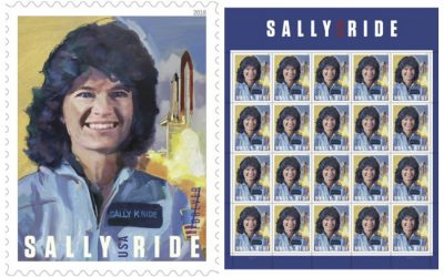 Web coolness: A Hello Kitty bullet train, the Sally Ride stamp, and avoiding getting banned from Amazon