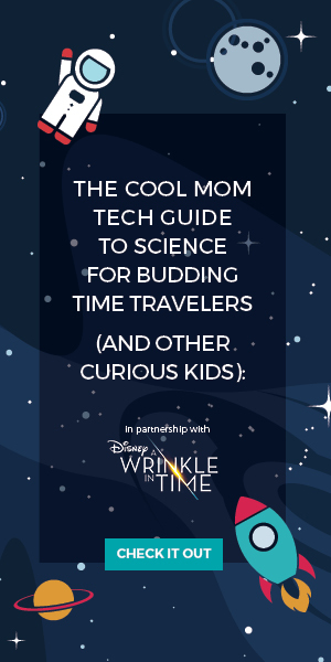 Cool Mom Tech Guide to science activities for kids