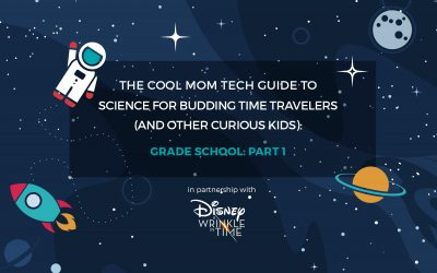 Science Activities for Grade Schoolers (Part 1): The Cool Mom Tech Science Guide for Kids