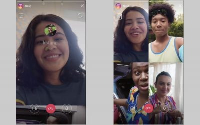 Here's how to use the new Instagram video chat feature!