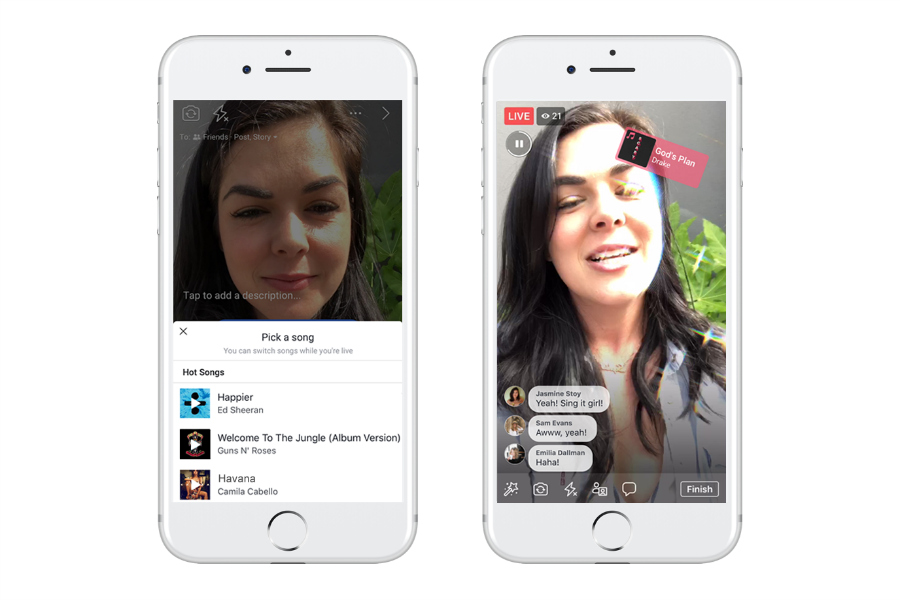 Watch out Musical.ly: Facebook Lip Sync Live is here!
