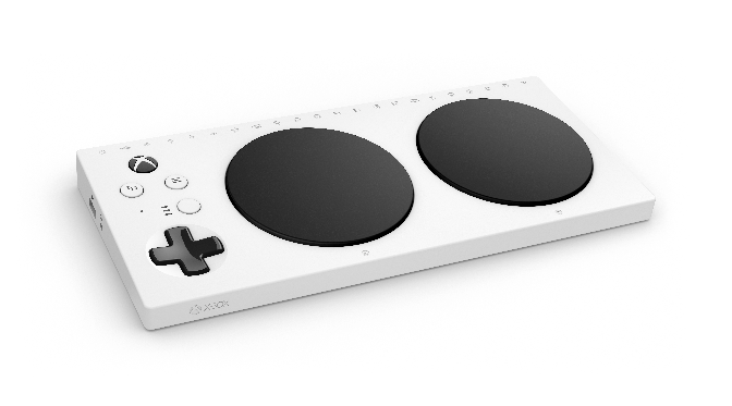 Xbox Adaptive Controller for gamers with limited mobility