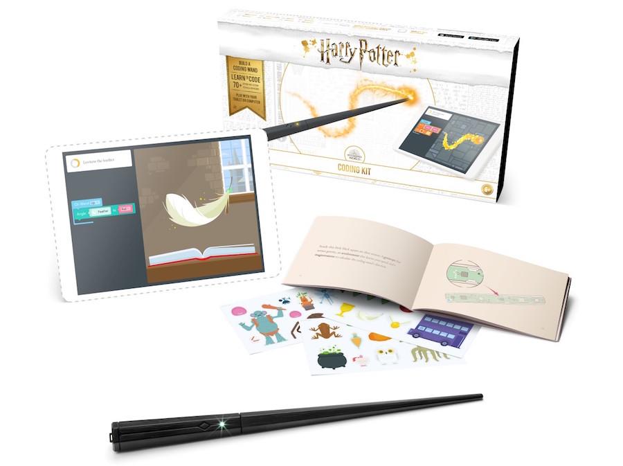 Kano's Harry Potter coding kit