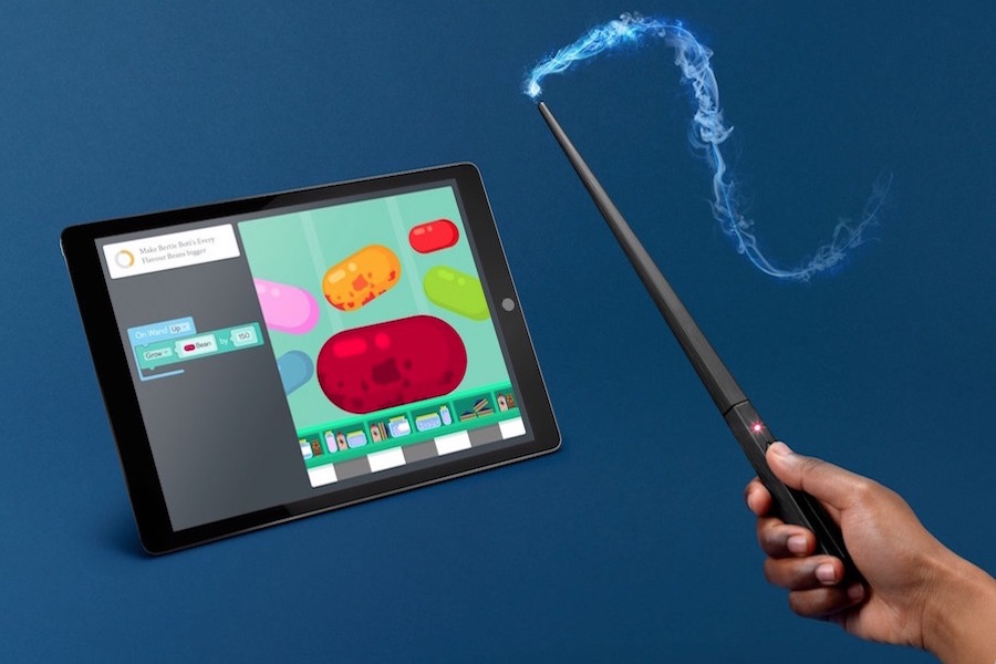 This new Harry Potter coding kit from Kano will turn every kid into a wizard