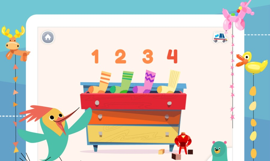 The new Khan Academy Kids app is a parental godsend. Plus it's free!