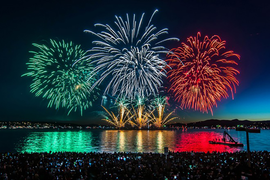 Web coolness: Photographing fireworks, driverless grocery delivery, and more!
