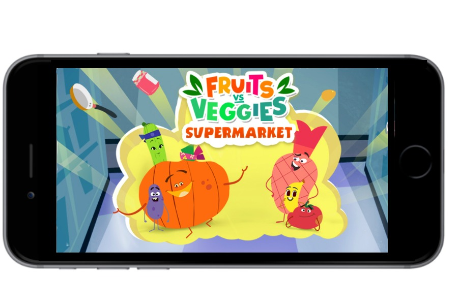 This fun supermarket app gives kids tons of delicious, imaginative play | Sponsored Message