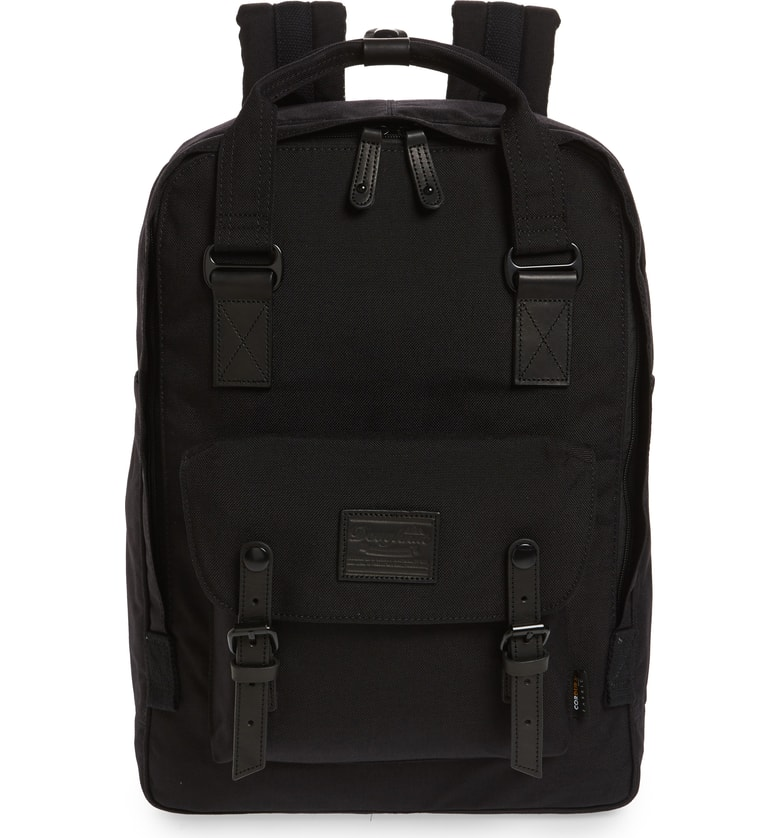 Large Doughnut laptop backpack on Cool Mom Tech