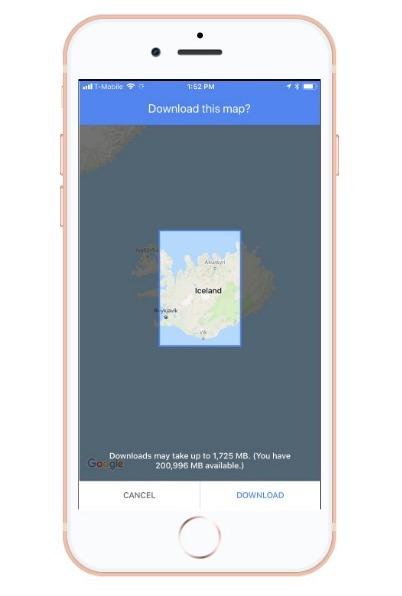 Travel hack: How to download Google maps for offline use | CoolMomTech.com